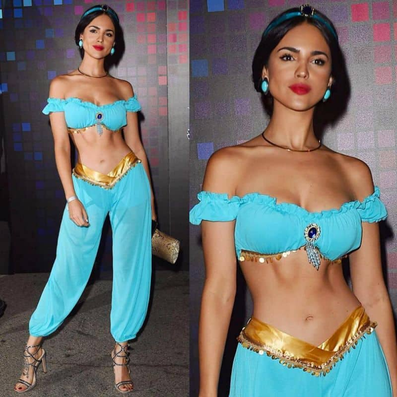 Eiza González as Princess Jasmine