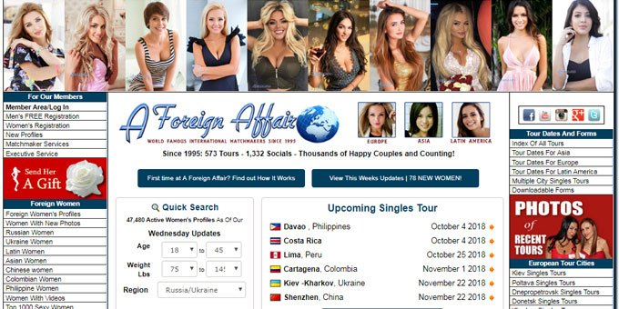 best international dating sites free