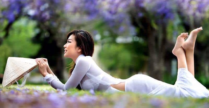 modern Vietnamese girl