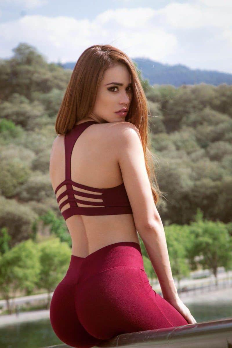 Yanet Garcia sexy booty