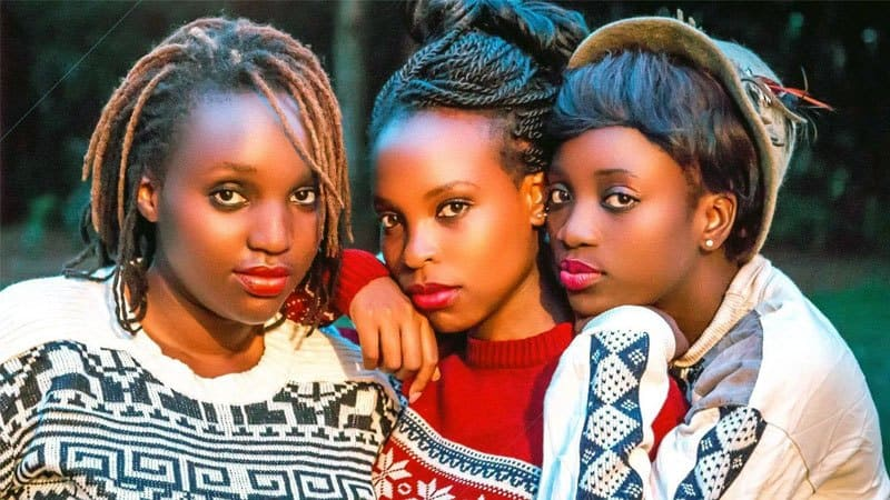 amazing Kenyan girls