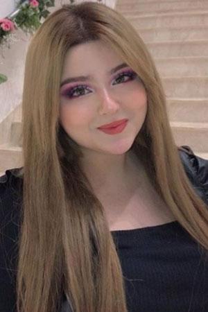 beautiful Arab girl from Algeria