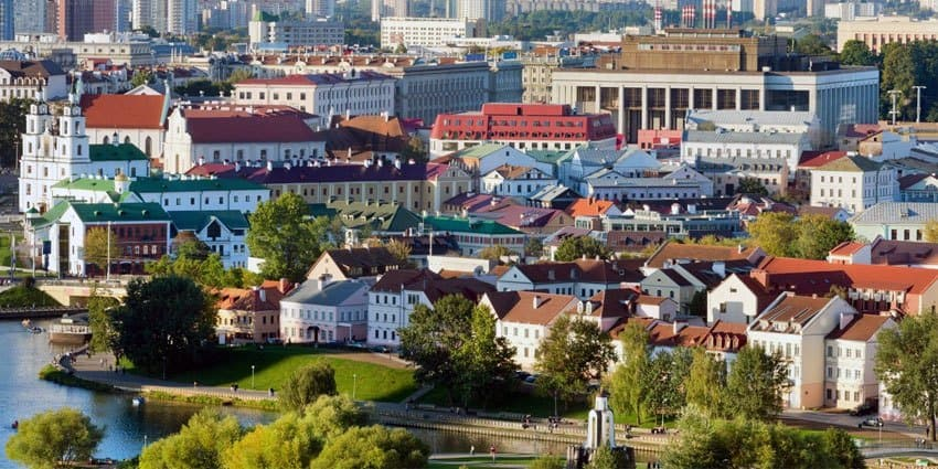 Minsk - Capital of Belarus