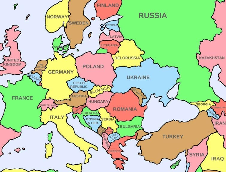 Find Moldovan women on map