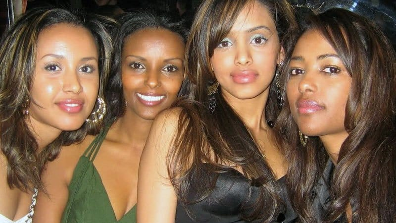 hot Ethiopian girls