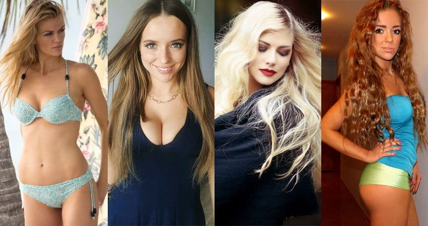 Lithuanian girls are sexy