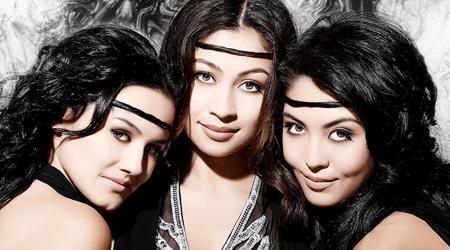 Shahrizoda Uzbek Pop group