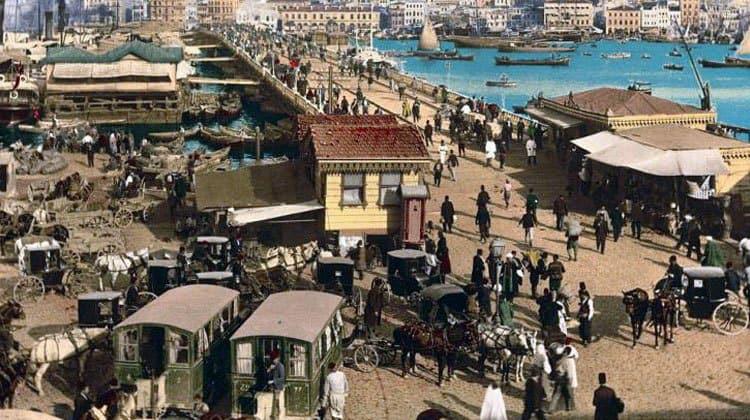 the Ottoman period
