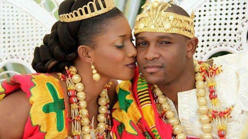 traditional Ivory Coast wedding