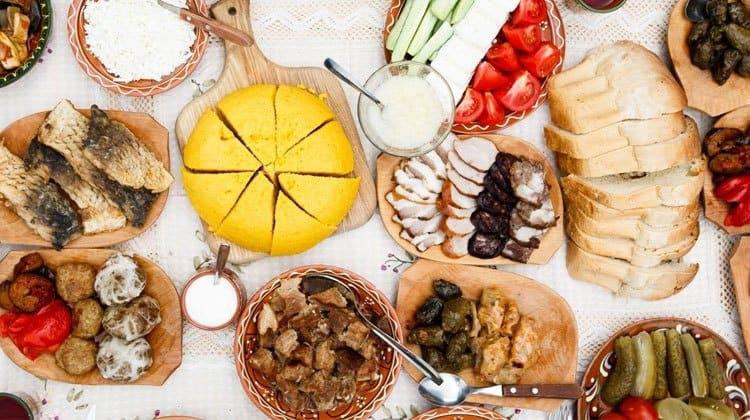 traditional Moldovan food