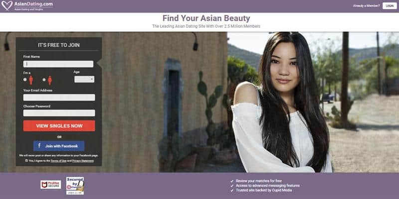 All dating sites in asia