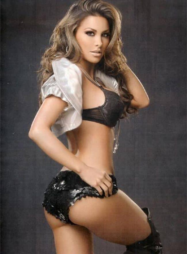 Gaby Ramirez hot