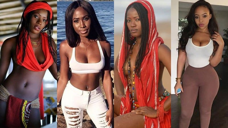 Beautiful Ivory Coast Women Beautiful Women Pedia