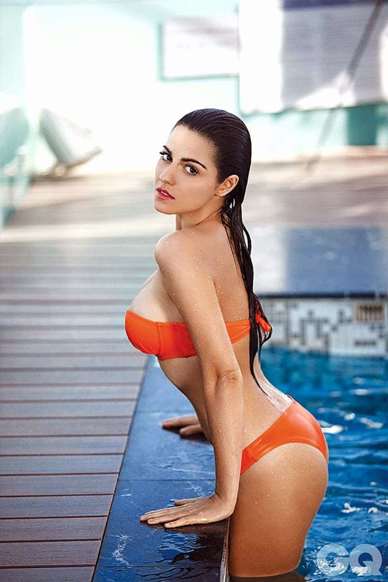 Maite Perroni GQ photo