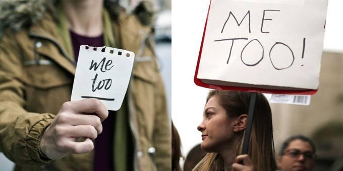 #MeToo movement in Ukraine