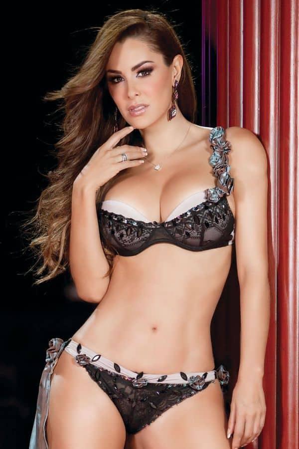 Ninel Conde Mexican actress