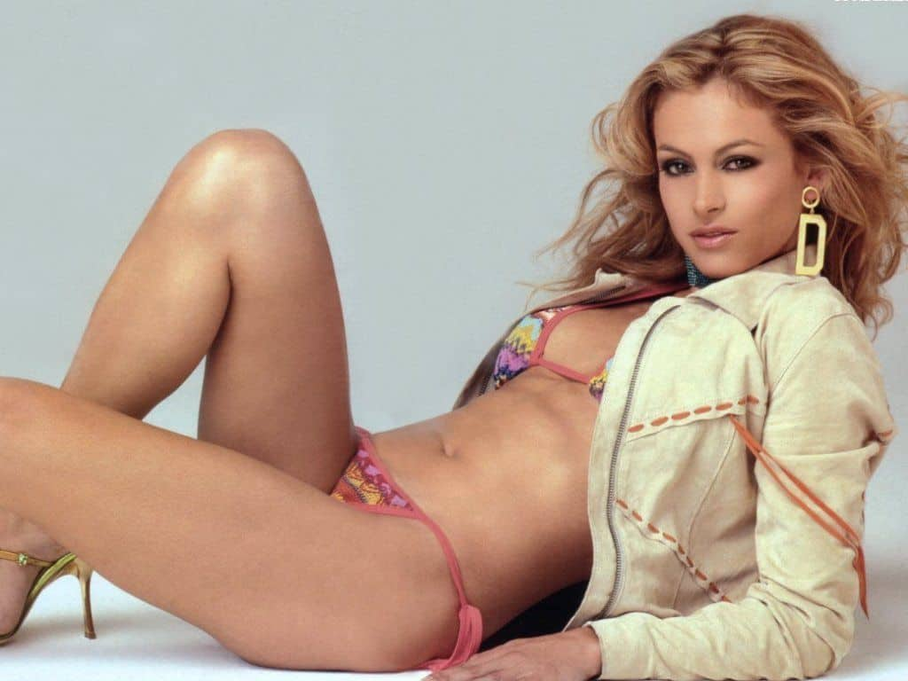 Paulina Rubio Mexican singer and actress