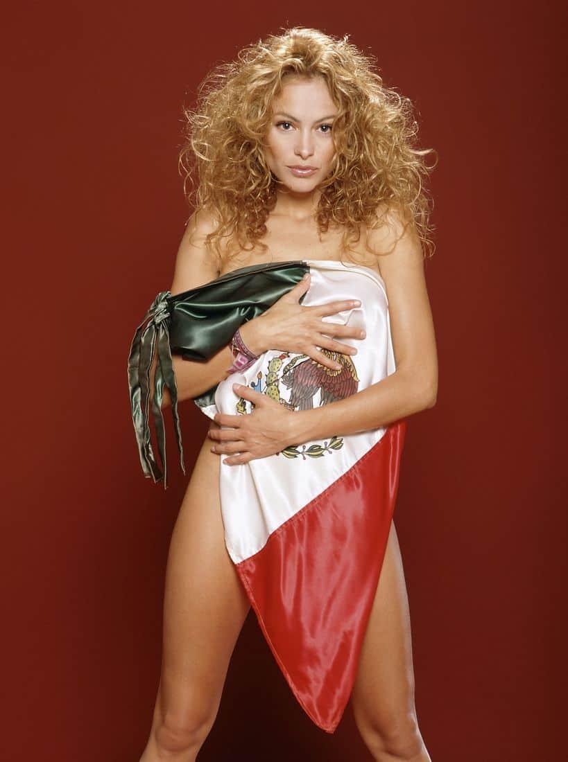 Paulina Rubio sexy pic