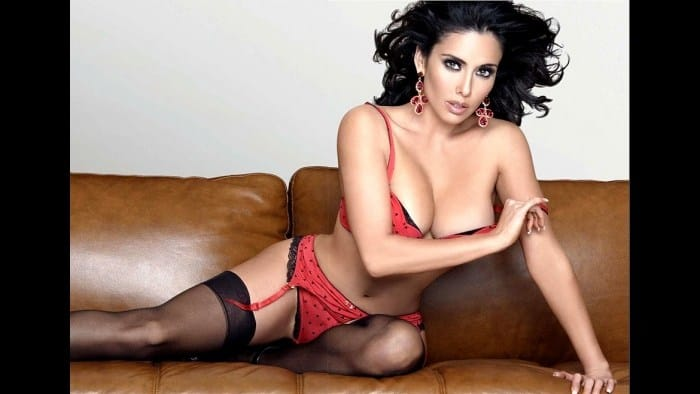 Sugey Abrego hot and seductive