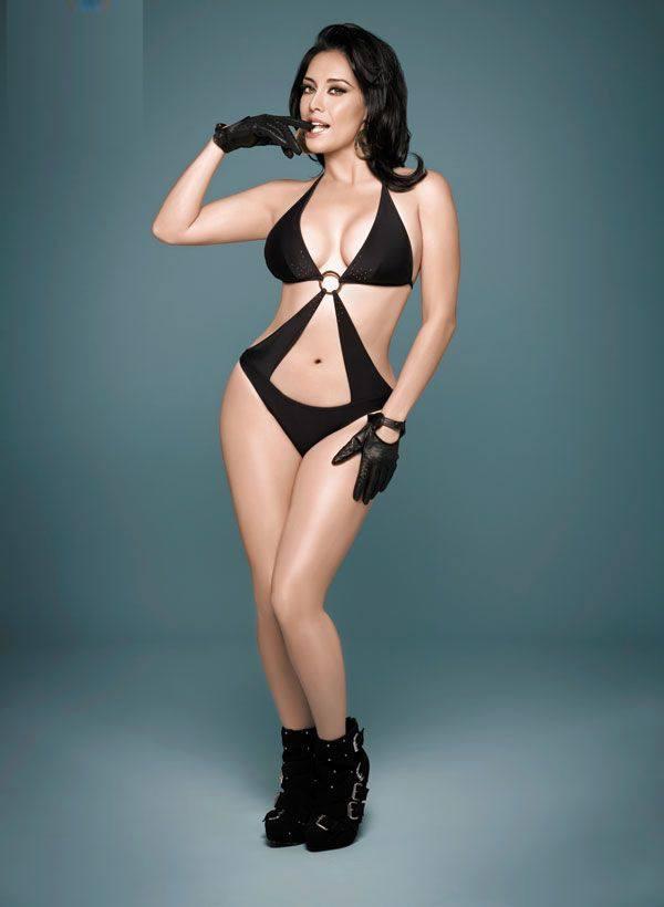 Sugey Abrego nice hot bikini