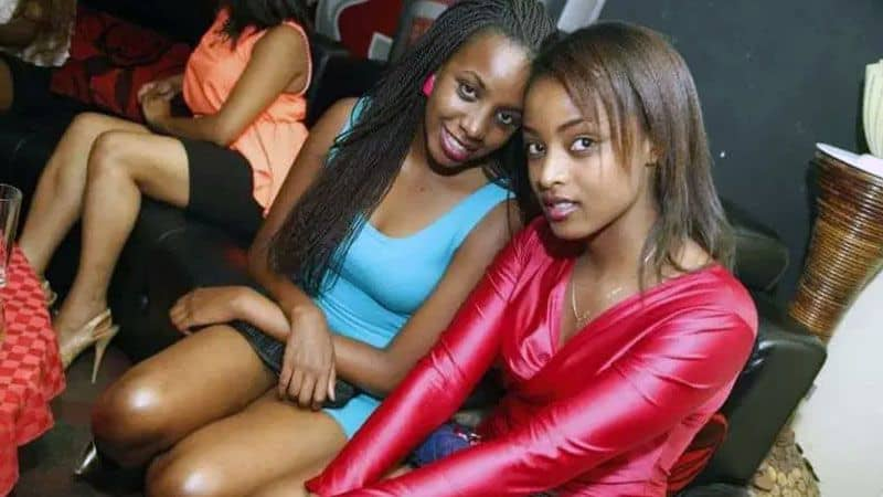two Kenyan cuties
