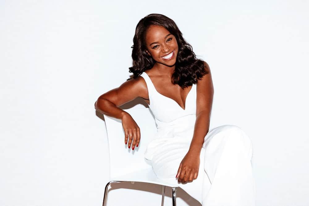 Aja Naomi King beautiful black actress