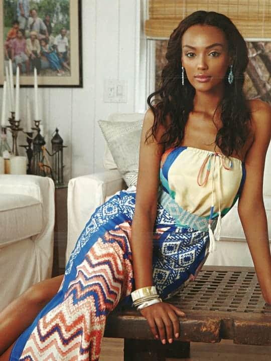 Blen Getahun Ethiopian model