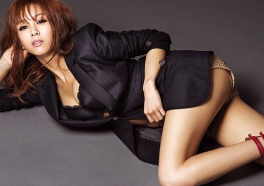 G. Na Esquire photoshoot