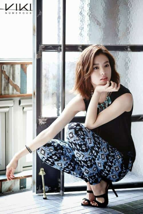 Han Hyo Joo stylish and fashionable