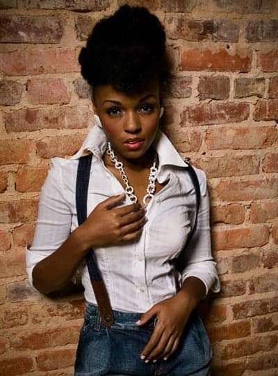 Janelle Monae classy and hot
