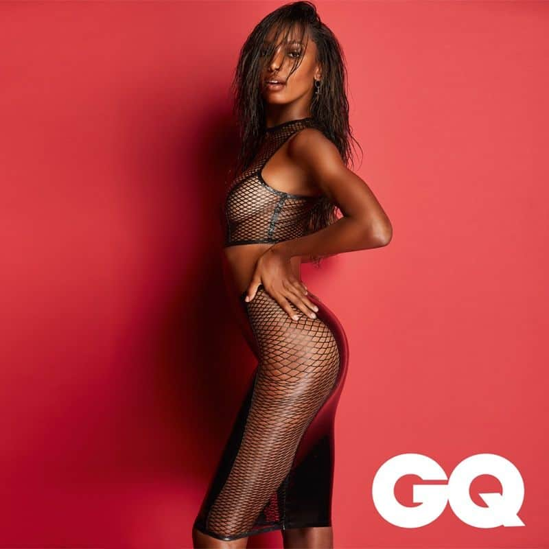 Jasmine Tookes GQ photoshoot