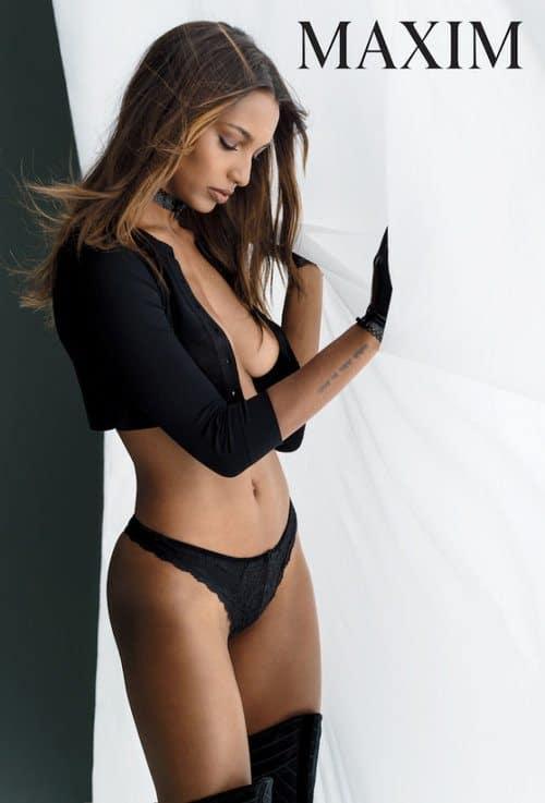 Jasmine Tookes Maxim pictorial