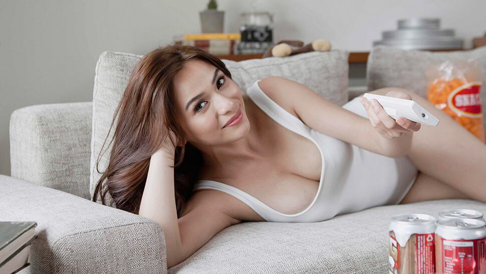 Jennylyn Mercado via Esquire magazine