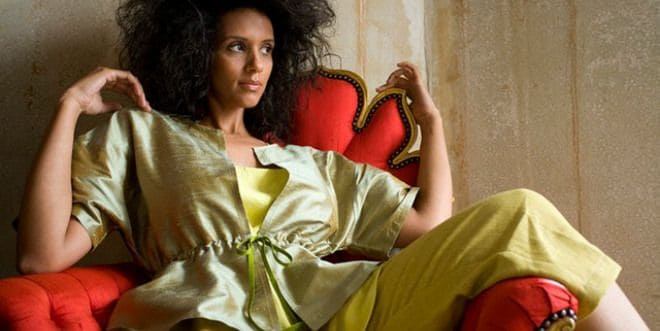 Joy Suzanne Grazer Ethiopian model and scientist