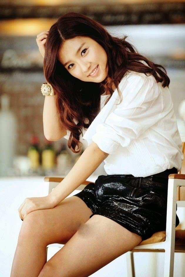 Kim So Eun cute Korean actress