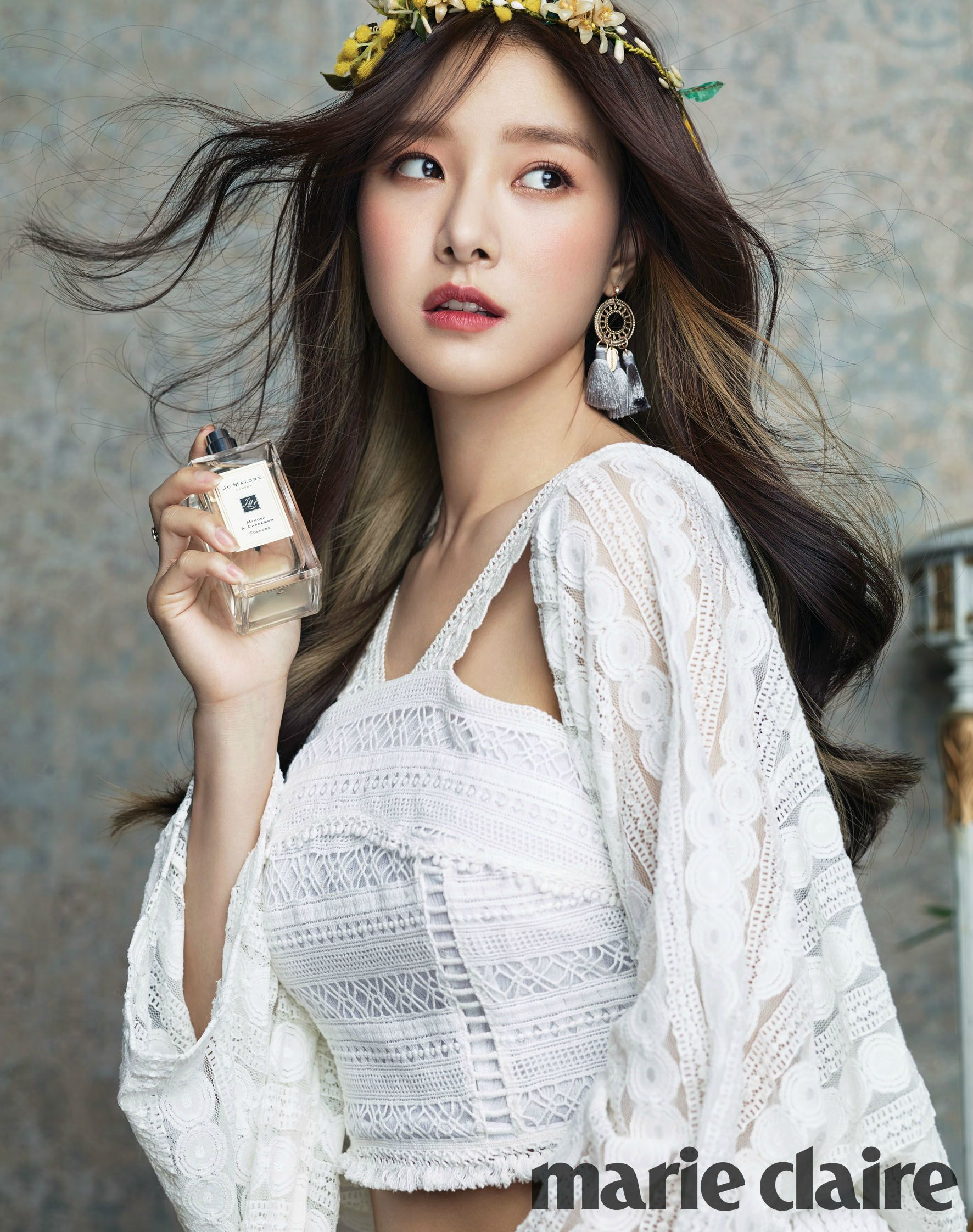 Kim So Eun Marie Claire pictorial