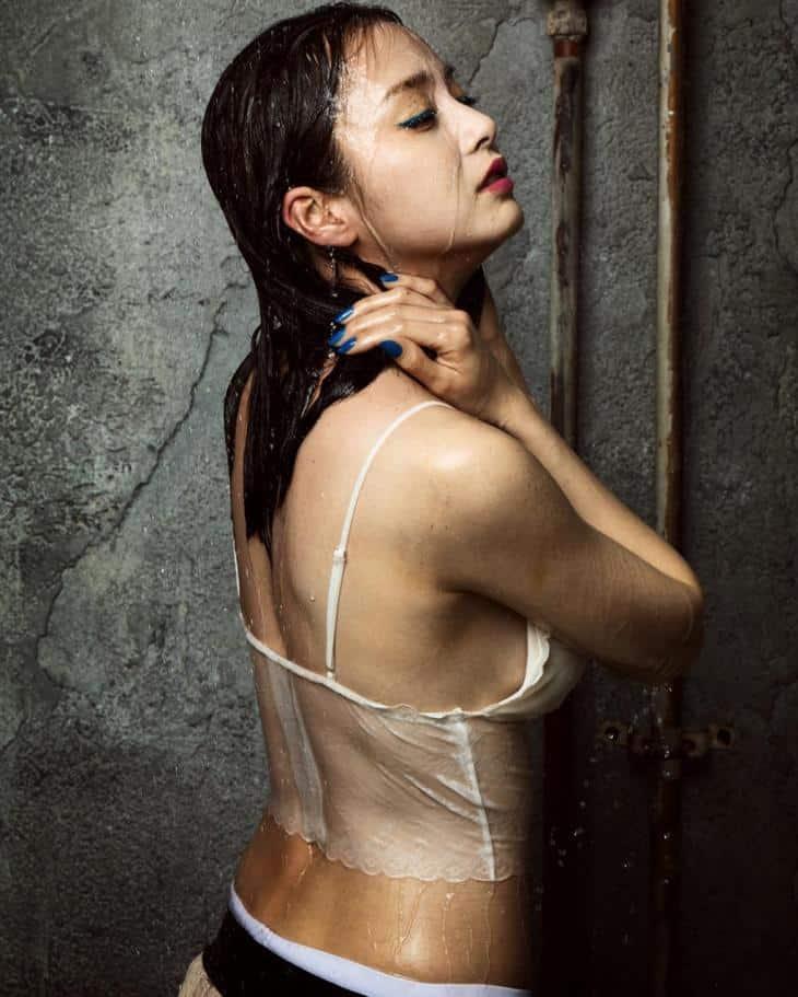 Kim Tae Hee gets hot