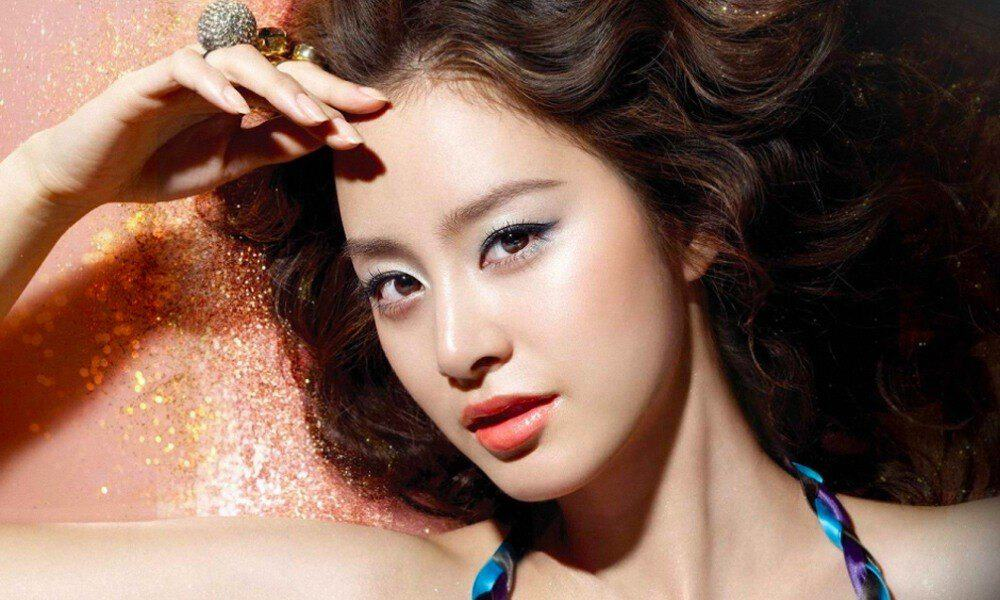 Kim Tae Hee Korean actress