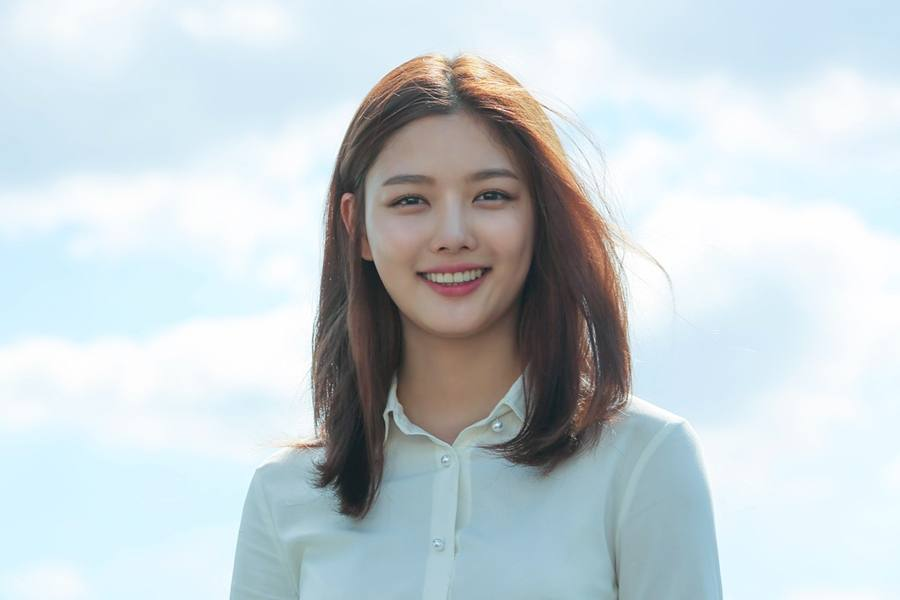 Kim Yoo Jung simple Korean actress