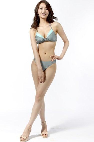 Kim Yu-Mi Miss Korea