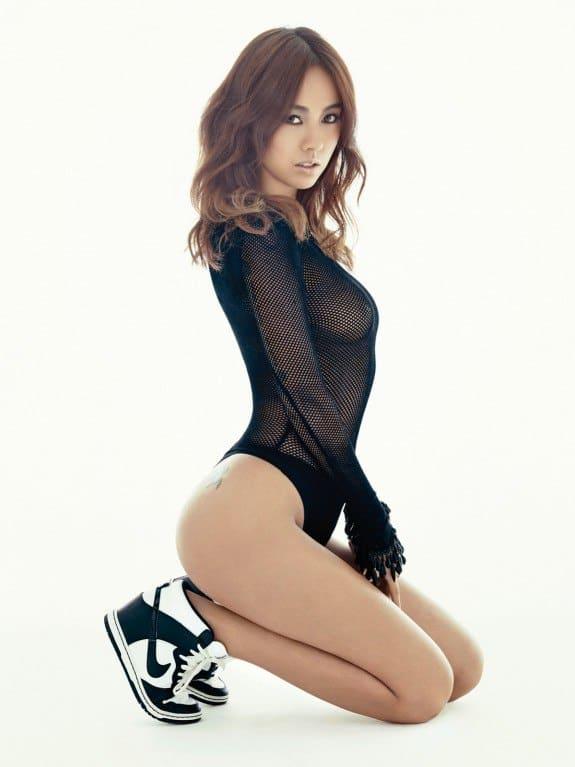 Lee Hyori sexy