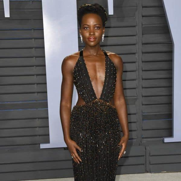 Lupita Nyong'o real african beauty