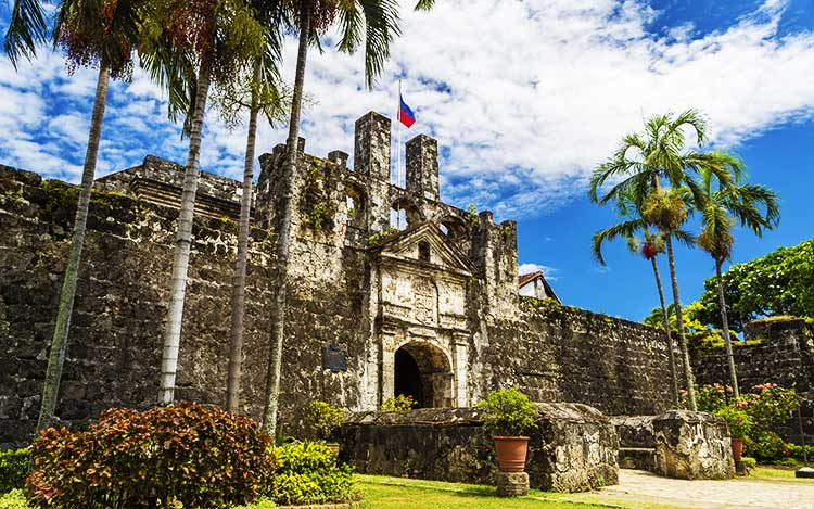 one of Cebu's famous tourist spot