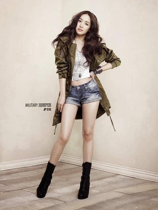 Park Min Young K-drama actress