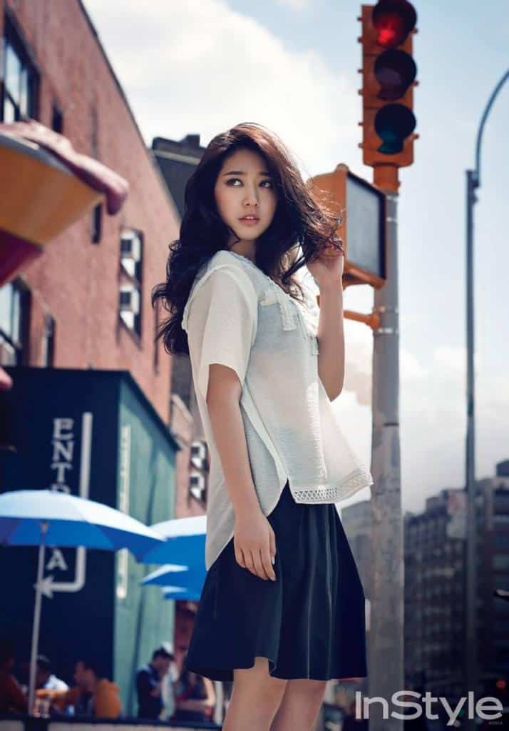 Park Shin Hye casual and sexy