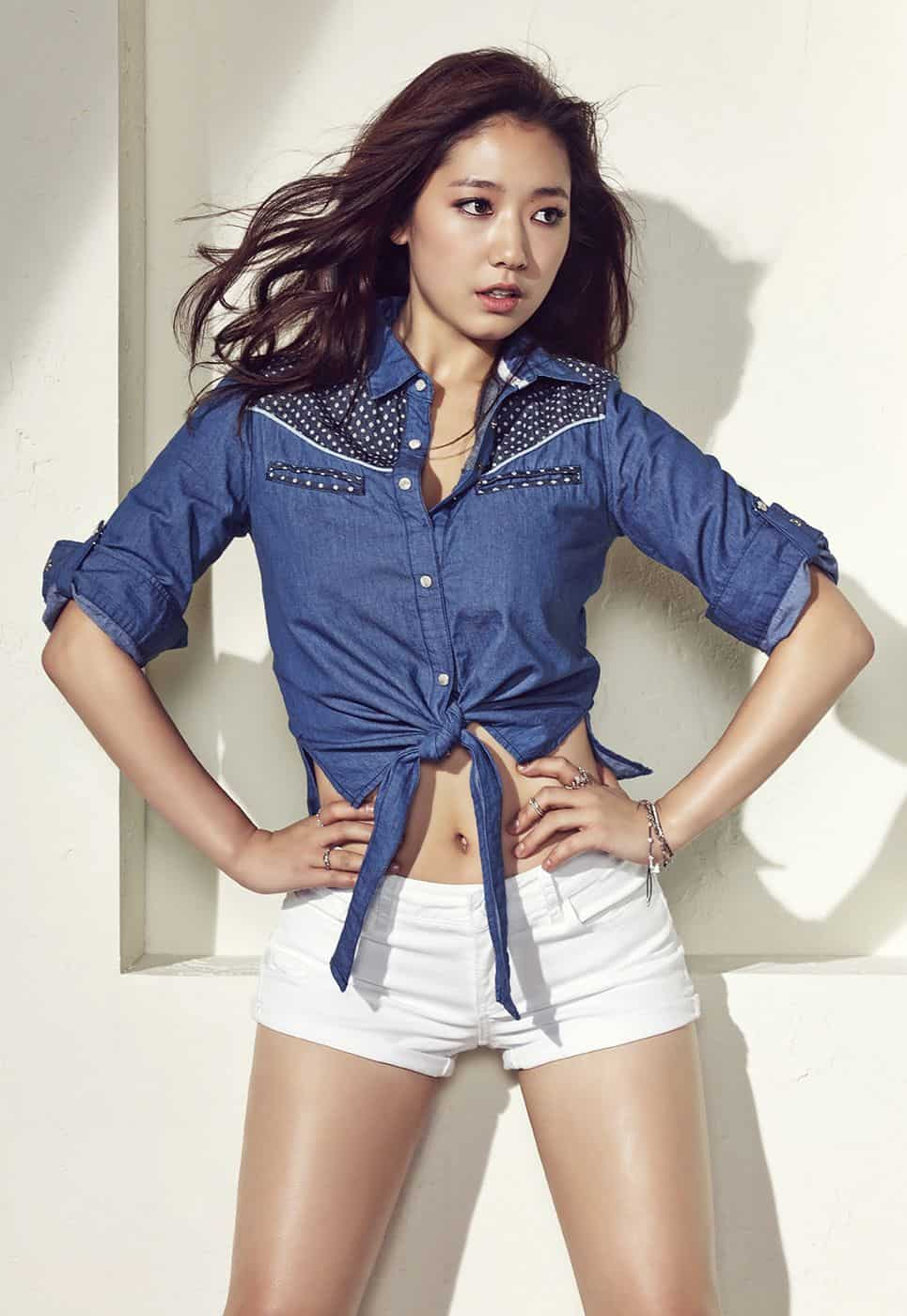 Park Shin Hye cute Korean