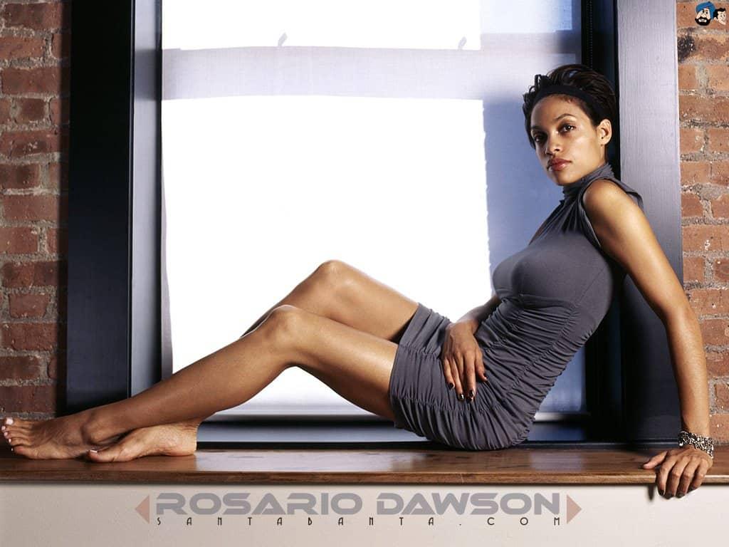 Rosario Dawson classy actress
