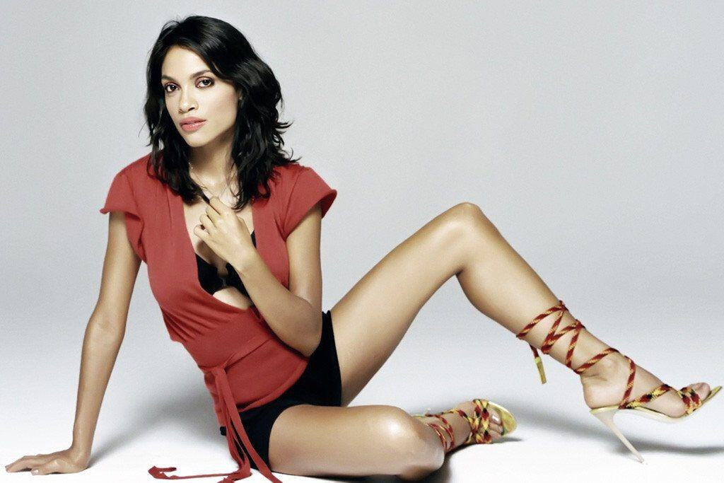 Rosario Dawson hot chic