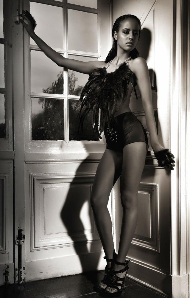 Sara Nuru supermodel