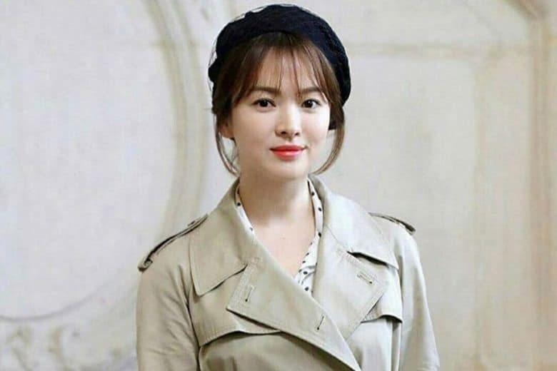 Song Hye Kyo drama shot